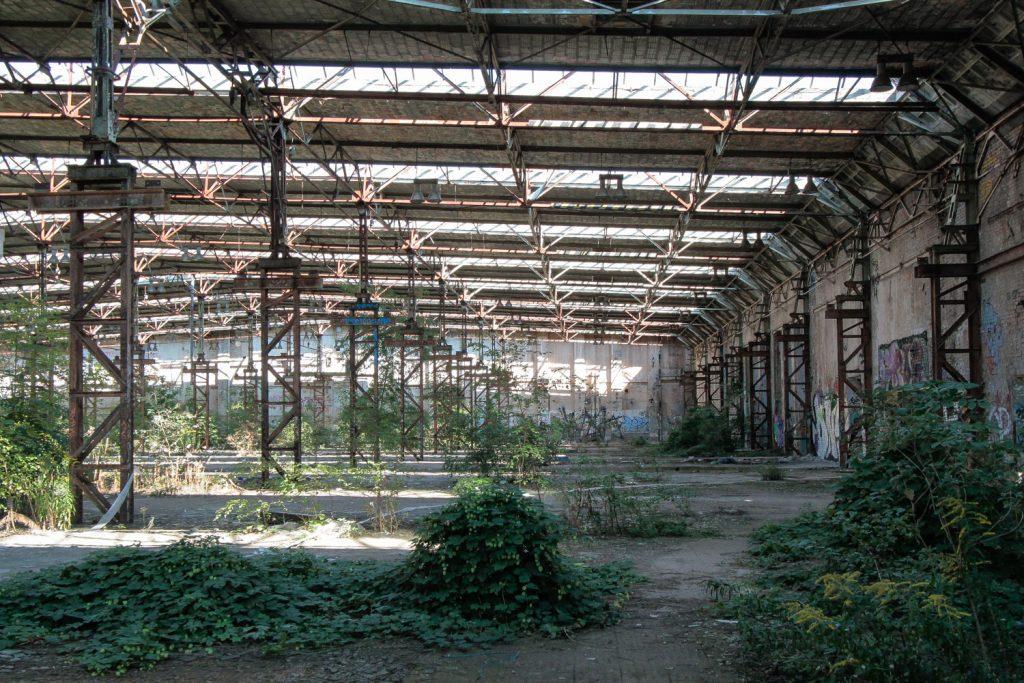 Die ehemaligen VEB Kabelwerke Berlin