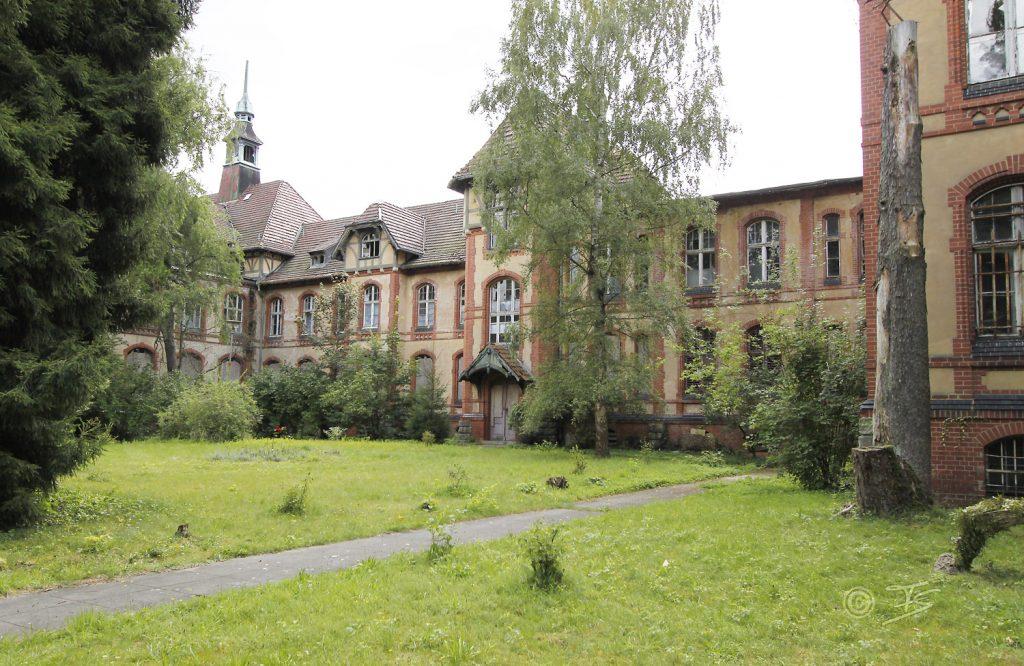Heilstätten Beelitz – Teil 2