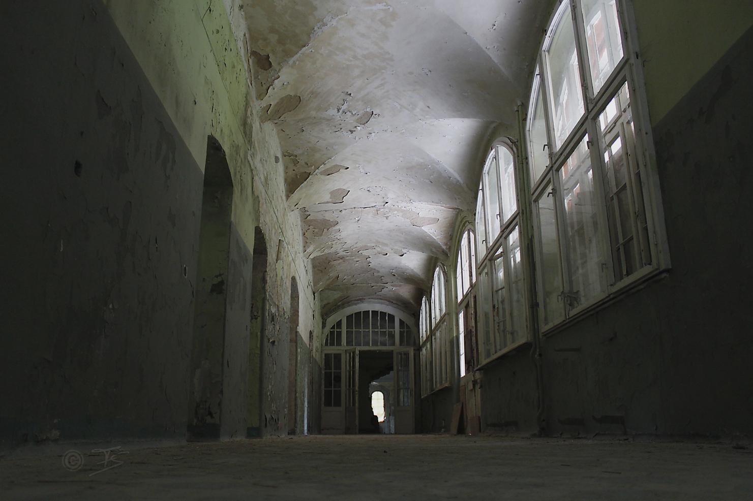 Beelitz Heilstätten 6821