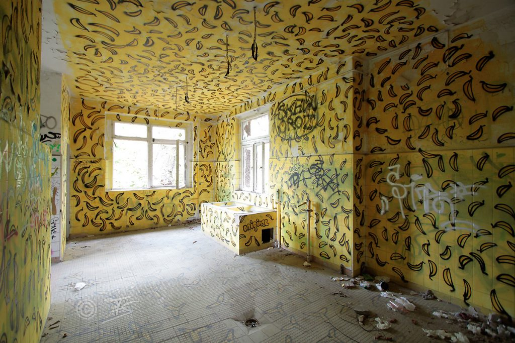 Kunst ist…-niemals nur Banane