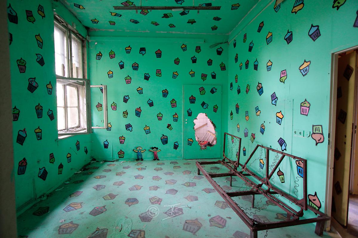 Muffinraum Kinderkrankenhaus