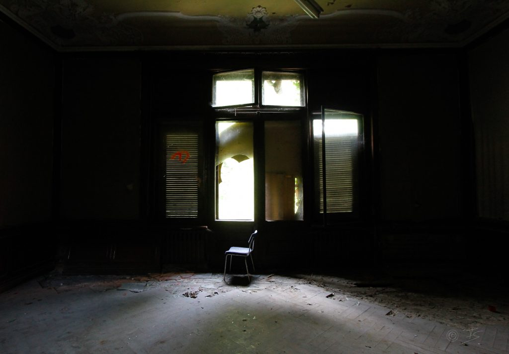 Die verlassene Villa K