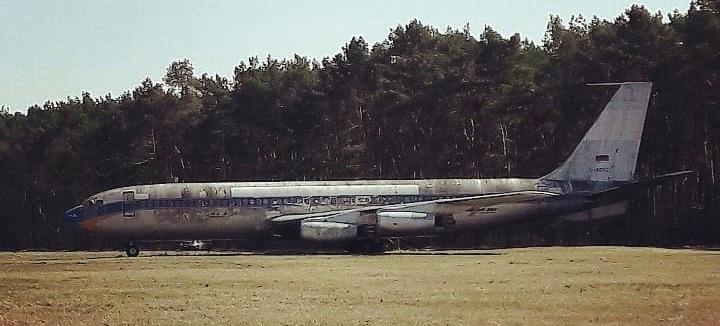 Die verwaiste Boeing