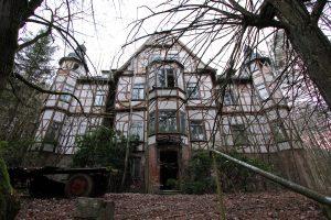 Heilstätte Sanatorium Hohentanneck