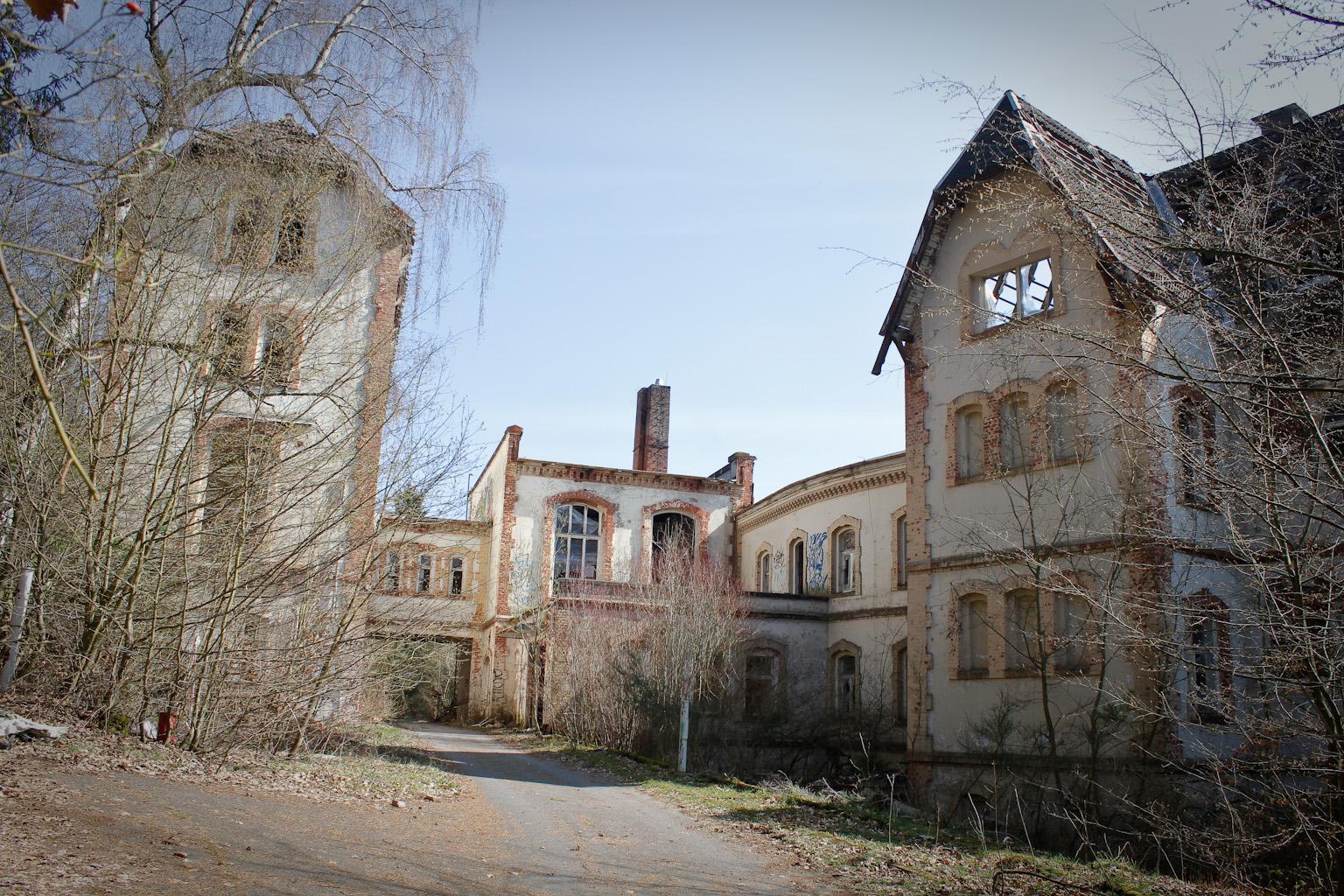 das Steierberg Sanatorium Sylzhain