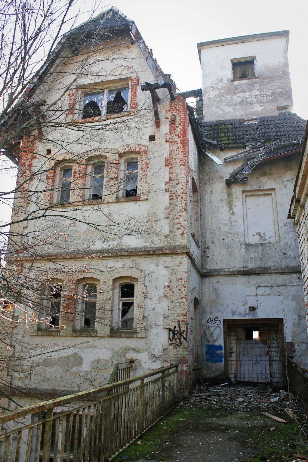 das Steierberg Sanatorium