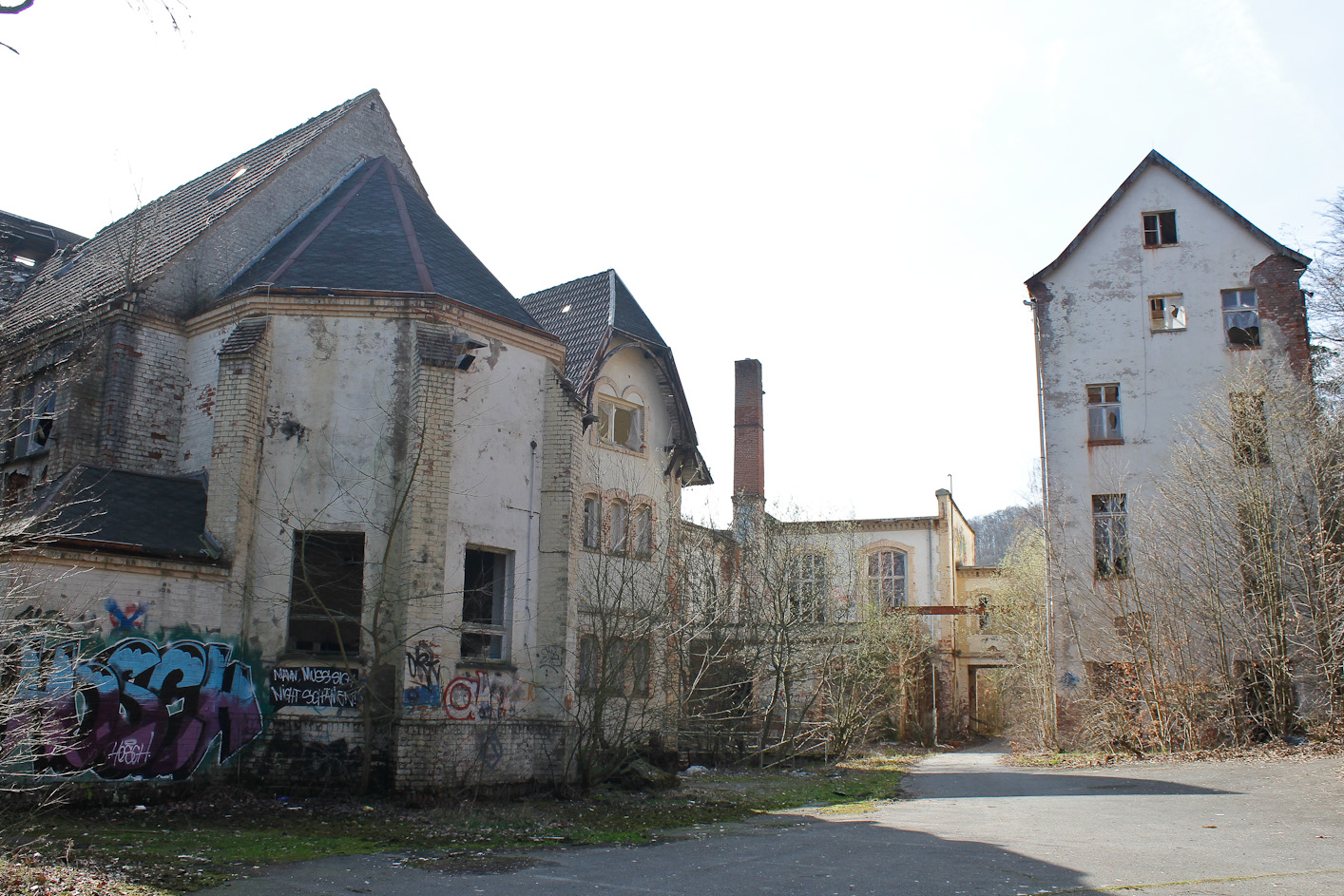 knappschaftsheilstätte Steierberg Sanatorium