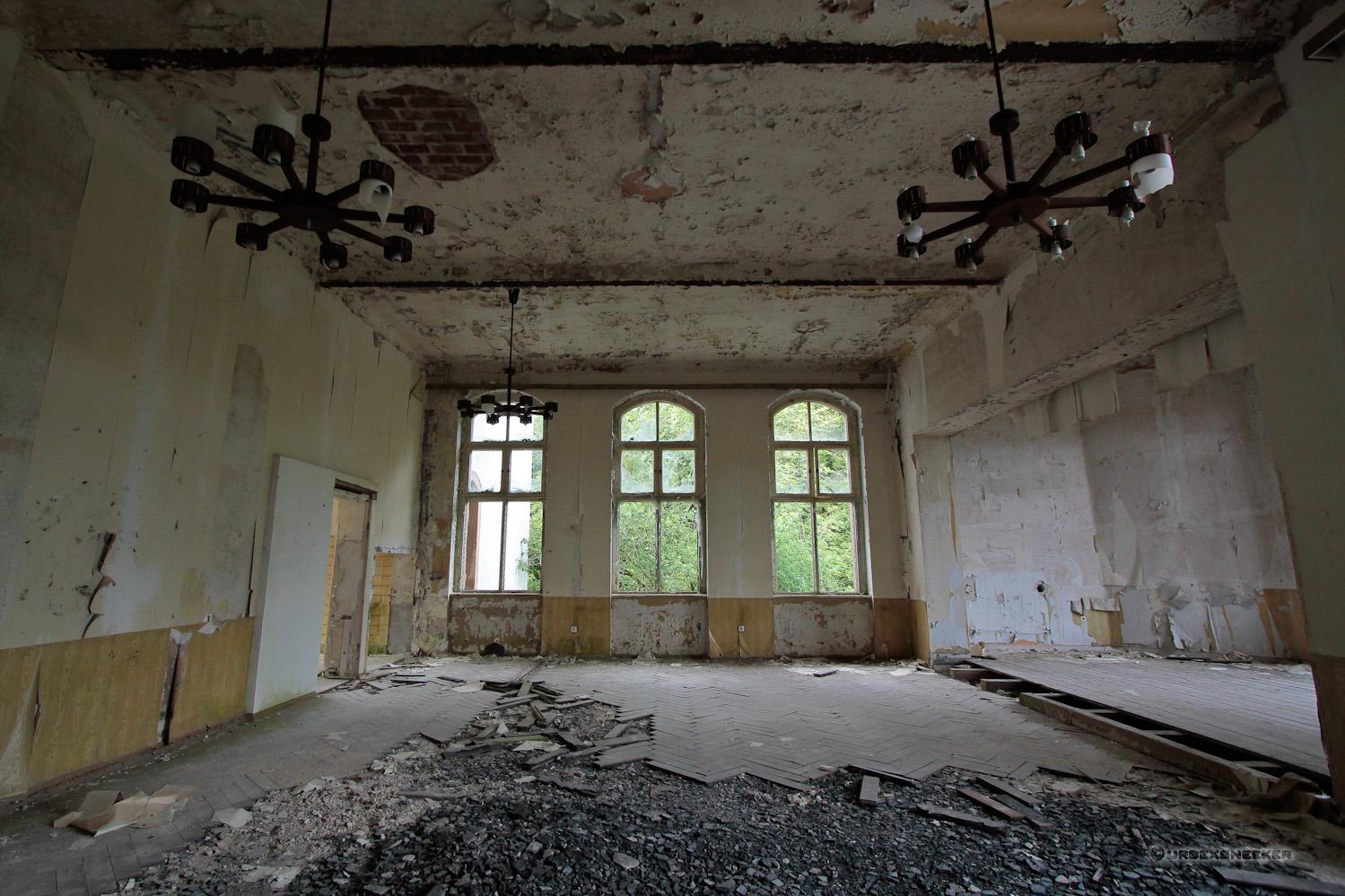 Gesellschaftsraum Johanniter-Heilstätte