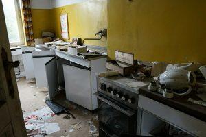 Küche der Jugendstil-Villa