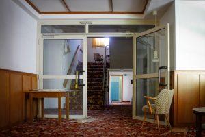 Hotel Teddybär Doppeltür