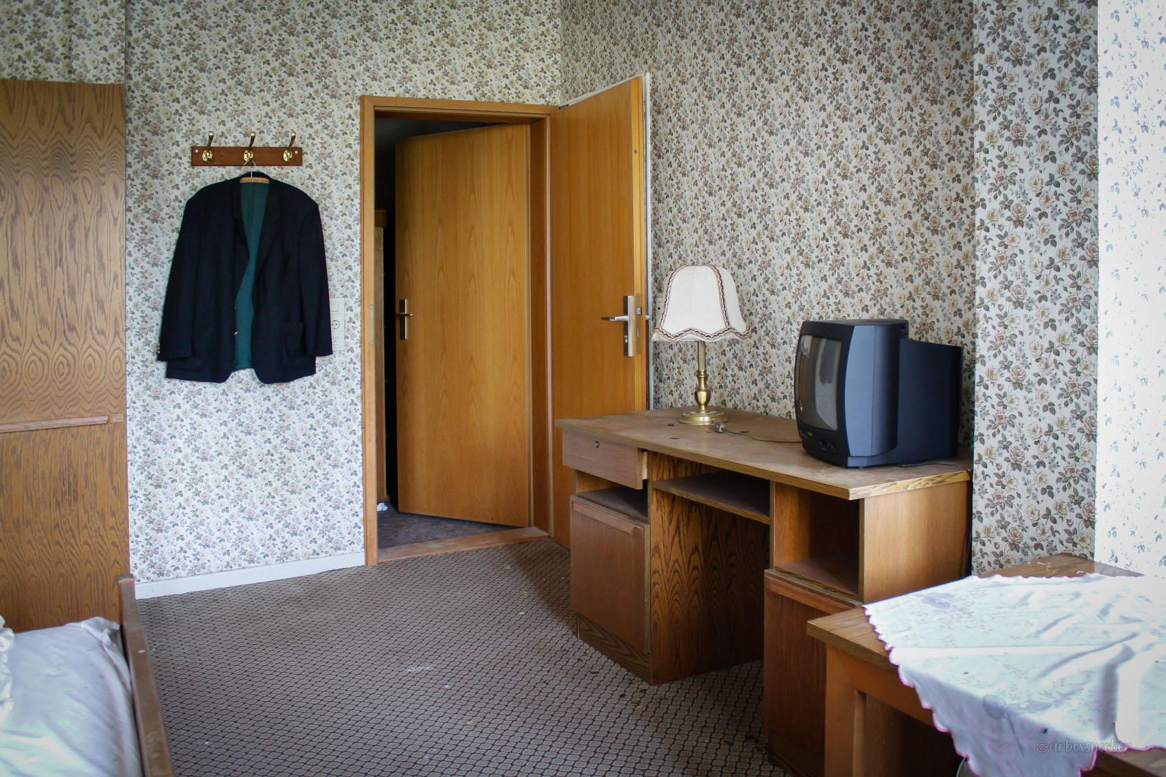 Hotel Teddy Jacke