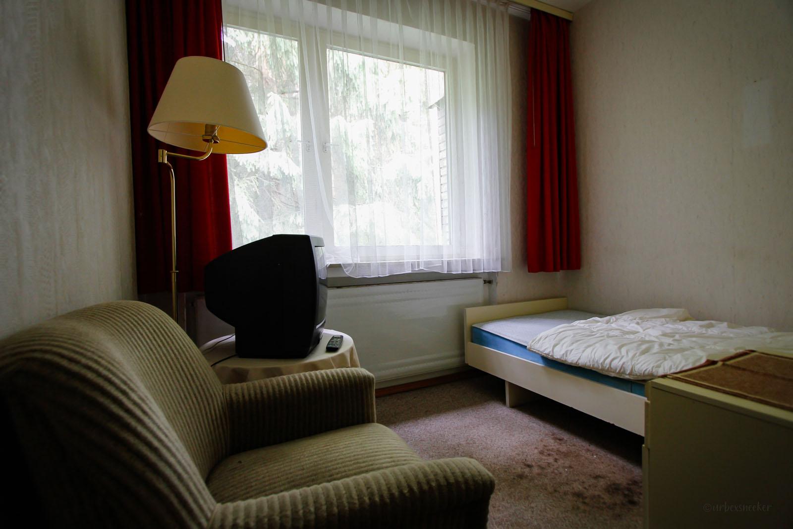lost place hotel rehbock harz