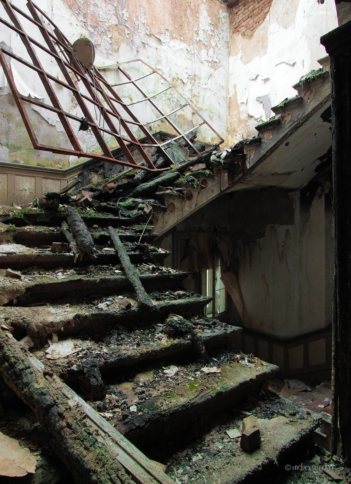 Harzburger Hof Brandherd Treppe