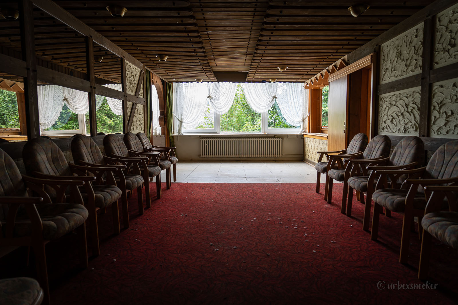 verlassenes hotel harz v-l zwischenraum