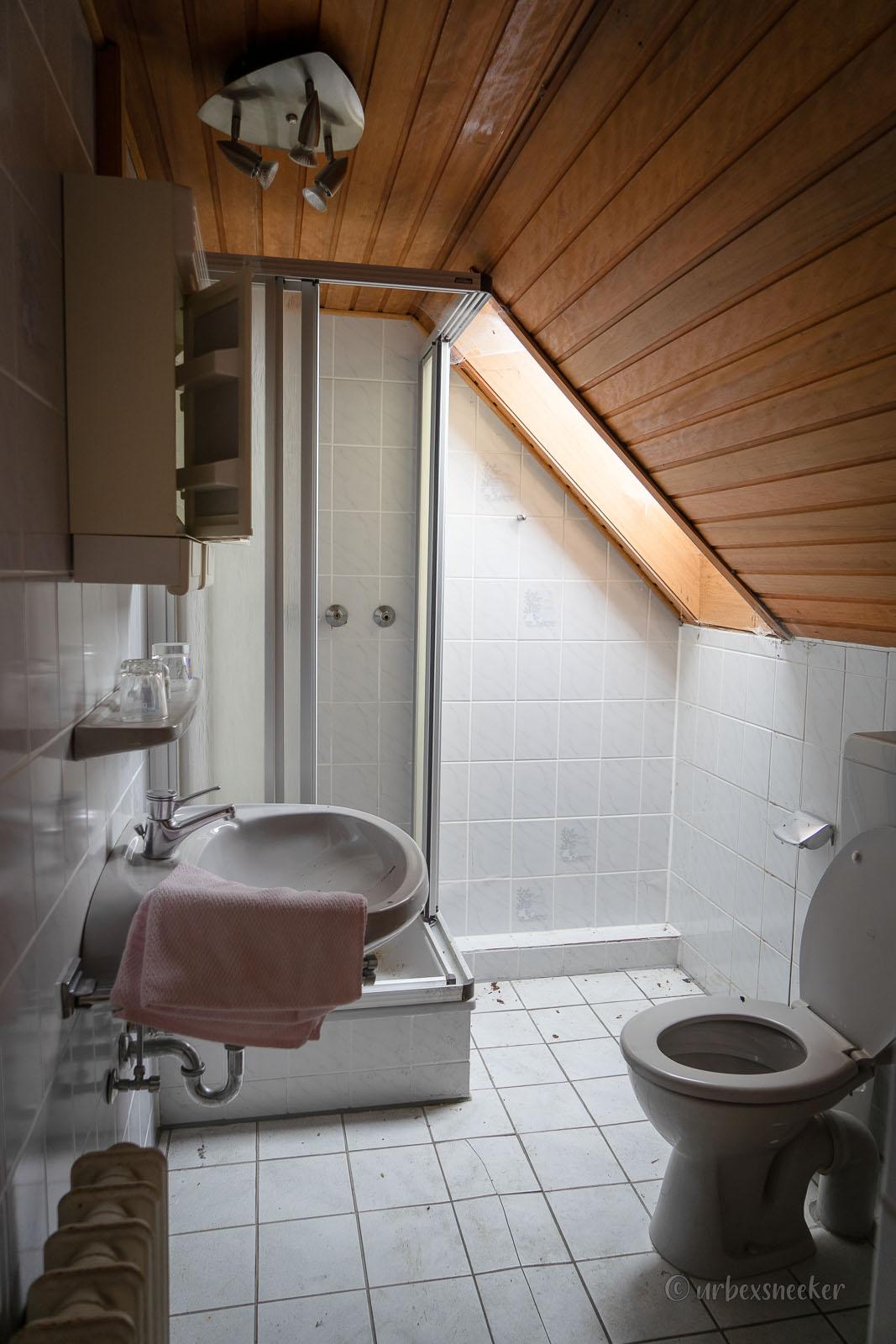 verlassenes Hotel Viktoria-Luise Bad