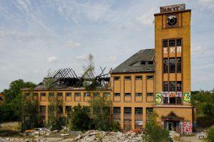 lost place sternburg-brauerei leipzig
