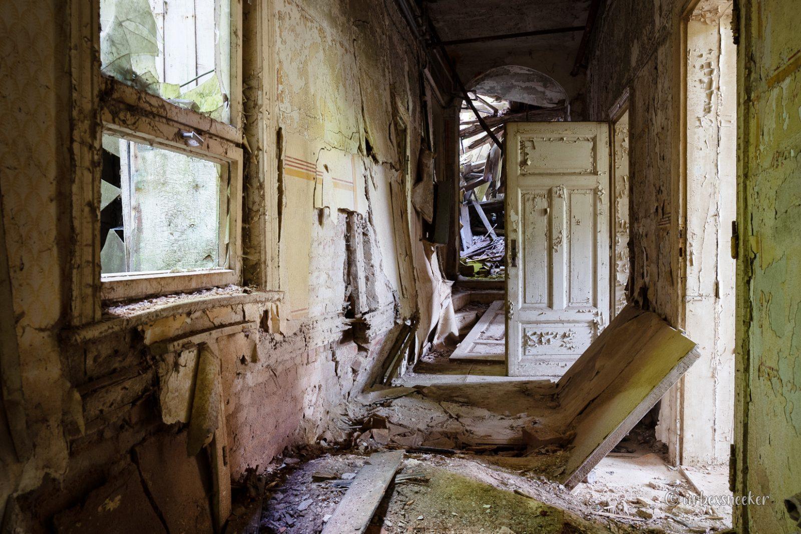 "Das Sanatorium ""Erholung"""