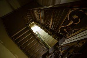 verlassenes hotel zehnpfund treppe